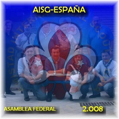 Asamblea Federal AISG 2008