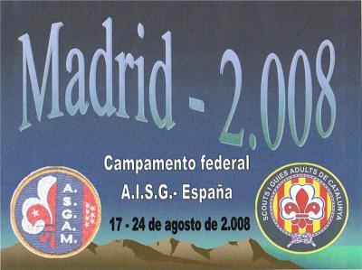Web Oficial del II Campamento Federal AISG - España