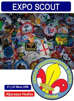 Expo Scout 21 y 22 de Marzo, Aljaraque (Huelva)