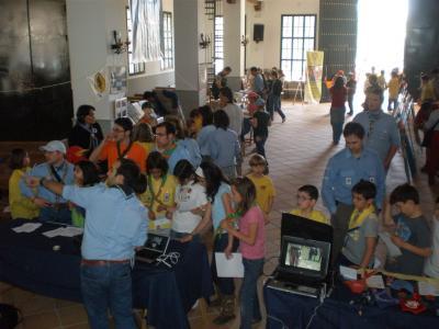 Gran éxito de la Expo Scout 2009