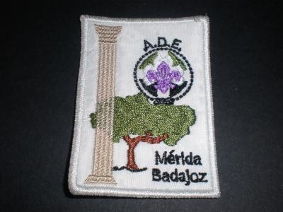 ADE Mérida Badajoz ya tiene insignia propia