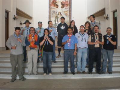 Constituido el Círculo de Coleccionistas Scouts de España