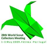 ASGAEX en el 28ºEncuentro Mundial de Coleccionistas Scouts