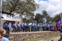 Caceres, la ciudad con más scouts de España